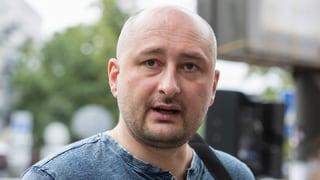 Russischer Journalist in Kiew erschossen
