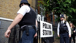 Ein Grossbritannien-Kenner glaubt: «Ein wenig glanzvoller Sieg für die Tories ist wahrscheinlich.» Warum da so ist, sagt er im Interview.