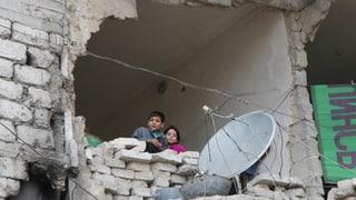IKRK-Präsident Maurer: «Das ist die Realität in Syrien»