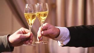 Welcher Champagner sein Geld wert ist