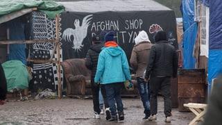Menschenunwürdige Zustände im «Dschungel» von Calais