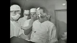 Parkinson-Behandlung anno 1963