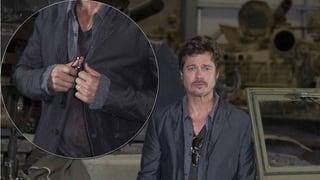 Das ist Brad Pitts Ehering
