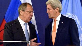 Weltmächte fordern neue Gespräche über Syrien