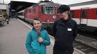 Traumberuf Lokführer