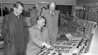 Bewegte Zeiten: Vor 50 Jahren ging Atomreaktor Beznau 1 ans Netz