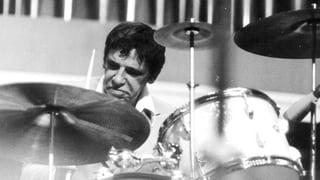 Buddy Rich, der Super-Drummer mit Hang zum grossen Auftritt