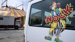 Zirkus Nock stellt überraschend Betrieb ein