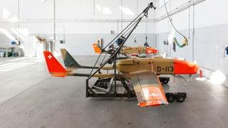Grenz-Drohnen fliegen nur unter der Woche