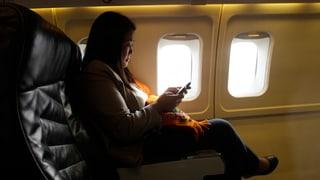 Die Handyfreiheit im Flugzeug kommt