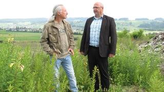 Streitfall Deponie Hächlerenfeld in Dagmersellen