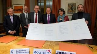 In zwei Jahren soll Moutier zwischen Bern oder Jura wählen