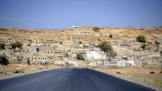Pausa da cumbat en il Jemen