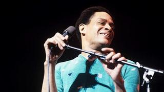 Al Jarreau widmete sich dem Jazz mit jeder Faser seines Körpers