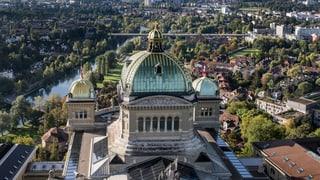 Keine Ostschweizer Bundesratskandidaten in Sicht