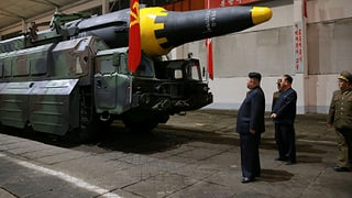 Südkoreas Präsident: Nordkorea nähert sich «roter Linie»