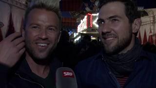 Duo mit Bart: Haarige Zeiten für Divertimento