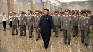 Warum hinkt Kim Jong Un?