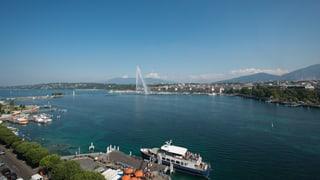 Genf baut keinen Strassentunnel unter dem See