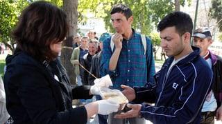 In der Krise helfen sich die Griechen selbst