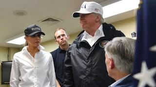 «Wie Trump die Katastrophe meistert, wird sich weisen»