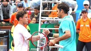 Federer in Schanghai gegen Schwartzman?