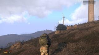 «ArmA 3»: Wandern auf Altis