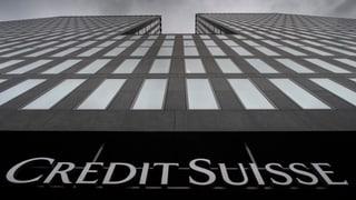 Credit Suisse bestätigt US-Ermittlungen gegen Mitarbeiter