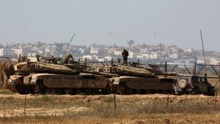 Angespannte Lage in Nahost – Israel verlegt Truppen