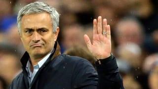 Chelsea relascha trenader José Mourinho