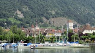 Zwei Frauen sterben im Hafenbecken von La Neuveville