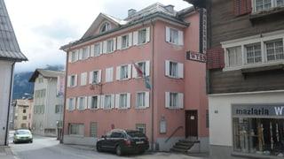 Casa Depuoz prenda a tschains Hotel Cruna