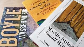 «Leselust»: Bei diesen Büchern kommen Prominente ins Schwärmen