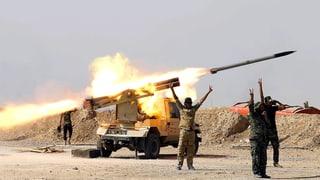Syrien: Assads Truppen erobern Dorf um Dorf zurück