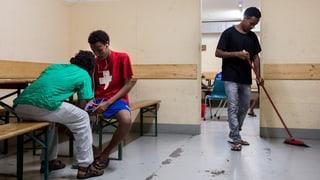 Lucerna pretenda ina nova pratica d'asil