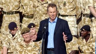 Chilcot-Bericht: Blair hat vor Irak-Krieg bewusst übertrieben