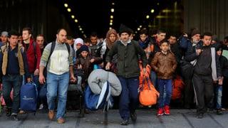 Griechenland: Vom Transitstaat zum Auffanglager
