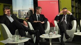 Podiumsdiskussion nicht nur im Zeichen der Baselbieter Finanzen