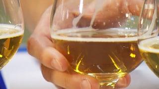Schweizer Biere im Test: Mit gutem Hopfen an die WM