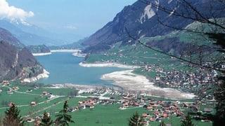 Obwalden zahlt an Hochwasserschutz in Lungern