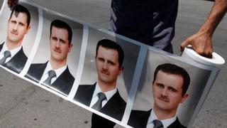 «Es ist die Vernichtungsmaschinerie von Assad bei Damaskus»