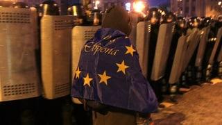 «Für die Ukraine gibt es nur einen Weg – nach Europa»