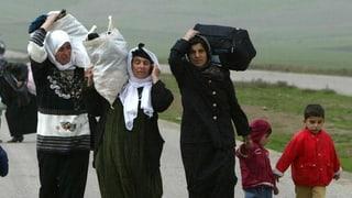 Hilfe für Flüchtlinge in Nordirak angelaufen