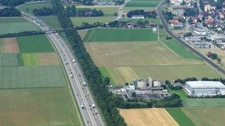 Autobahn-Teilstück bei Oensingen wird nicht in Tunnel verlegt