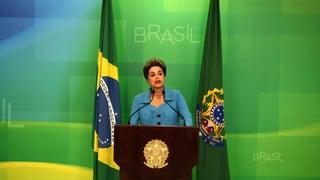 Seilziehen um Absetzung Dilma Rousseffs