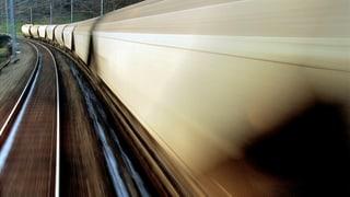 Alpen-Transit: LSVA-Ziele bislang um die Hälfte verfehlt