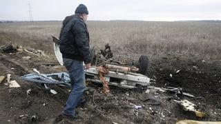 «Der Waffenstillstand in der Ost-Ukraine wird ständig verletzt»