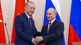 Russland und Türkei wollen demilitarisierte Zone um Idlib