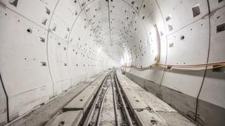 Glatscheras: Nov tunnel bajegià cun metoda nova