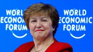 Kristalina Georgiewa soll IWF-Chefin werden